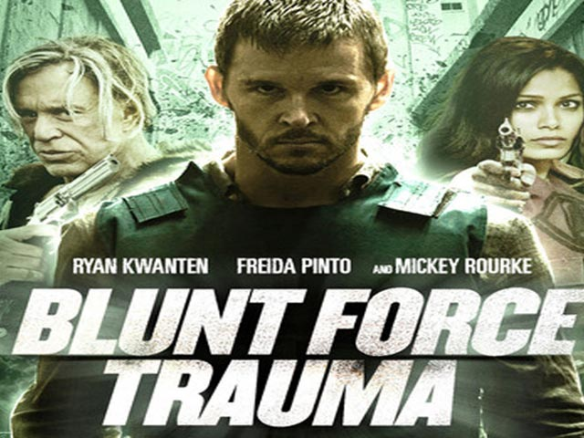 Trailer phim: Blunt Force Trauma - 1