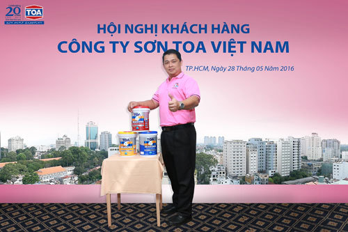 Hội thảo khách hàng Sơn Toa Việt Nam – TP.Hồ Chí Minh - 5