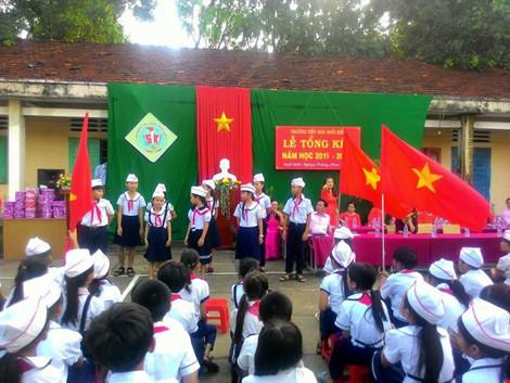 Quyết định 'xé rào' đầy nước mắt của trường tiểu học Suối Kiết - 1