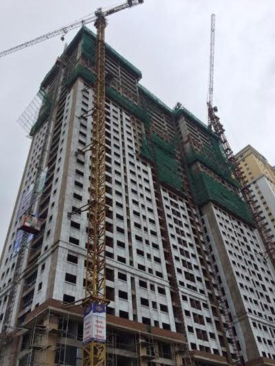 Hà Nội: Chỉ từ 162 triệu đồng, sở hữu căn hộ đã cất nóc tại trung tâm - 1