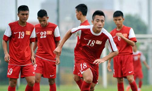 U-16 Việt Nam cần chuẩn bị chu đáo - 1