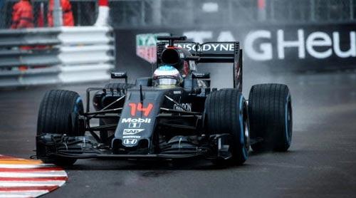 F1, McLaren: Và con tim đang vui trở lại - 1