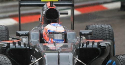 F1, McLaren: Và con tim đang vui trở lại - 2