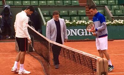 Chi tiết Djokovic - Agut: Quyết tâm là chưa đủ (KT) - 4