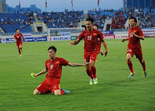 Mỹ Đình mở hội cùng đội tuyển Việt Nam - 3