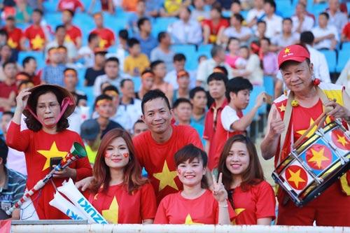 Mỹ Đình mở hội cùng đội tuyển Việt Nam - 8