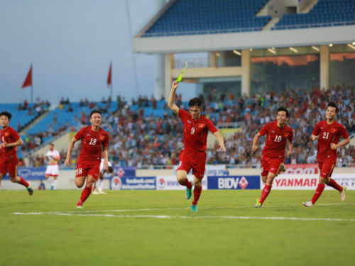 Video Việt Nam vs Syria - 1