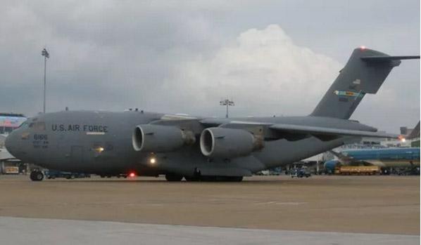 Chuyến bay cuối phục vụ chuyến thăm của Tổng thống Obama - 2