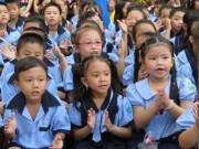 Giáo dục - du học - 8 trường mầm non công lập nhận trẻ 6-18 tháng tuổi
