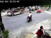 An ninh Xã hội - Truy tìm 2 tên cướp táo tợn giữa trung tâm TP Đà Nẵng