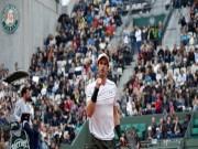 Thể thao - Trận Murray – Gasquet hoãn sang thứ Tư do trời mưa