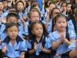 8 trường mầm non công lập nhận trẻ 6-18 tháng tuổi