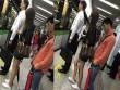 Nam sinh viên TQ chuyên rình mò chụp vùng kín phụ nữ