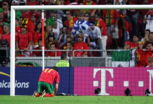 Ronaldo, Ibrahimovic và top 10 SAO chưa vô địch Euro - 1
