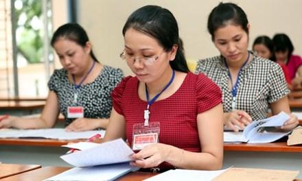 Chấm thi THPT quốc gia: Đưa bài về TPHCM để công bằng - 1