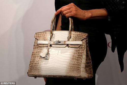 Túi Hermes lập mức giá kỷ lục 6,6 tỷ đồng - 4