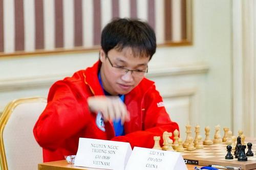 Lê Quang Liêm trở lại ngôi đầu Giải Vô địch châu Á - 4
