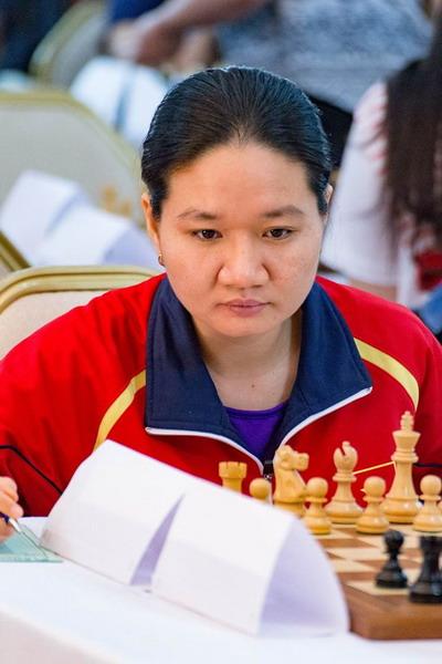 Lê Quang Liêm trở lại ngôi đầu Giải Vô địch châu Á - 5