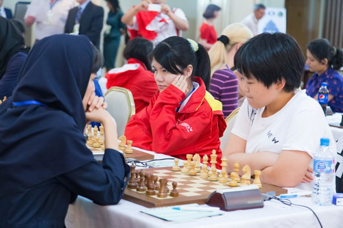 Lê Quang Liêm trở lại ngôi đầu Giải Vô địch châu Á - 6