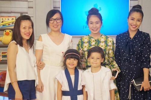 Ốc Thanh Vân chia sẻ quan điểm dạy con chuyện tình cảm - 8