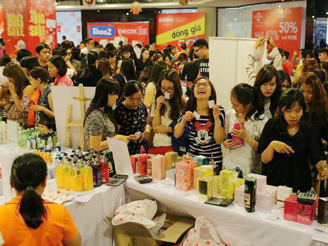 """Beauty Fest - Ngày hội của những """"yêu nữ"""" mê hàng hiệu - 1"""