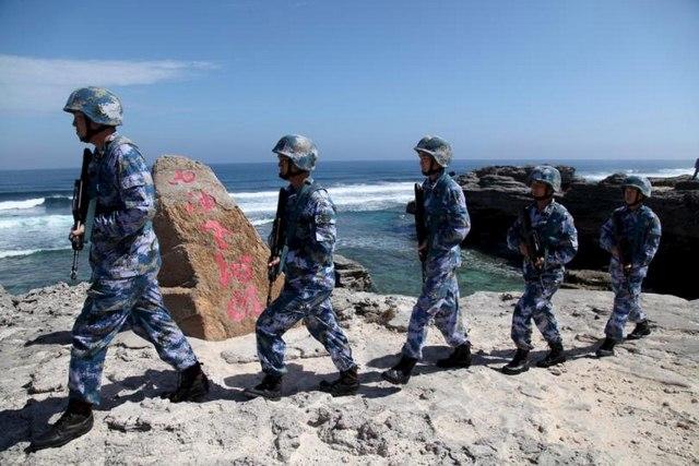 TQ sắp tuyên bố Vùng nhận dạng phòng không ở Biển Đông - 2