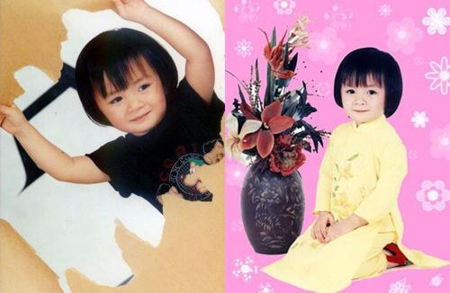 Xuân Mai, Hồng Quế quá khác thời thơ bé - 1