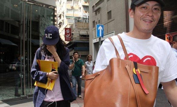 Bạn gái mới của Trần Quán Hy lại gây ồn ào Cbiz - 9