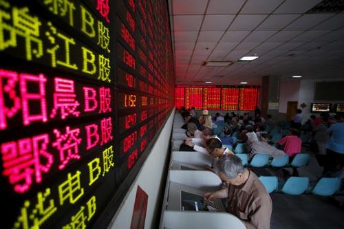 Nhà đầu tư chạy khỏi châu Á - 1