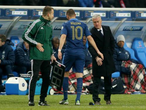 Không được dự Euro, Benzema cay cú mắng Deschamps - 1
