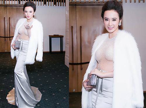 "7 lần Angela Phương Trinh gây ""bão"" vì váy áo - 4"
