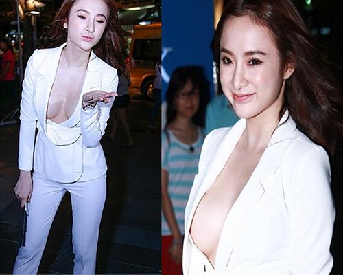 "7 lần Angela Phương Trinh gây ""bão"" vì váy áo - 5"