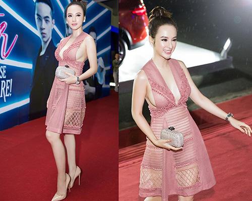 "7 lần Angela Phương Trinh gây ""bão"" vì váy áo - 1"