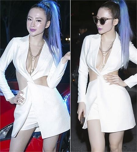 "7 lần Angela Phương Trinh gây ""bão"" vì váy áo - 9"