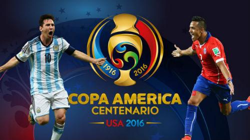 Copa America 2016: Tam anh tranh ngôi báu - 2