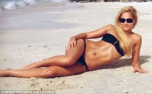 Nữ người mẫu bắn chết tình cũ tỷ phú đã bị kết án - 1