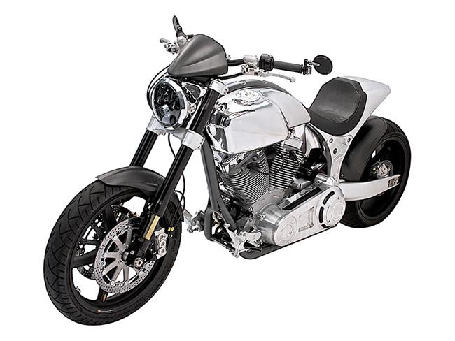 Vào thời điểm đó, Keanu Reeves đang cần độ lại dựa lưng cho hành khách phía sau trên chiếc cruiser của mình. Bên cạnh đó, Keanu cũng muốn độ một chiếc môtô vừa hiện đại, vừa cổ điển thật đẹp mắt.