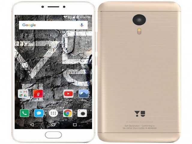 Smartphone YU Yunicorn giá rẻ lên kệ tại Ấn Độ - 1