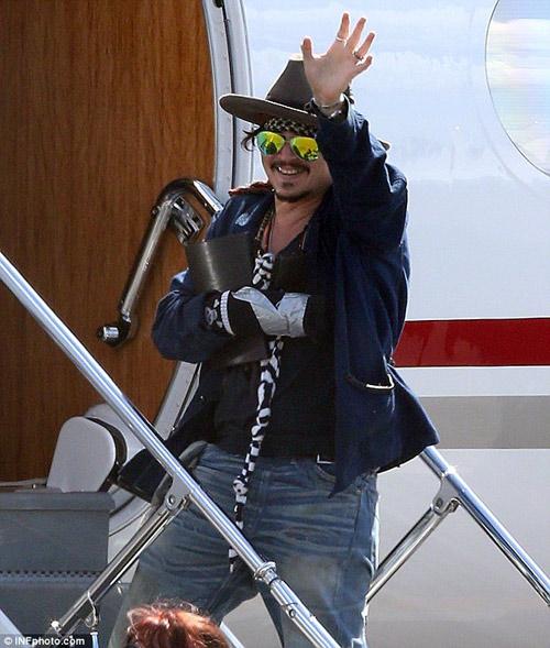 Vợ cũ Johnny Depp lần đầu lên tiếng sau khi bị chồng đánh - 2