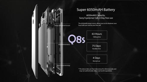 """Đổ xô mua """"vua smartphone """" sạc 10 phút dùng 5,5h ram 3GB - 4"""
