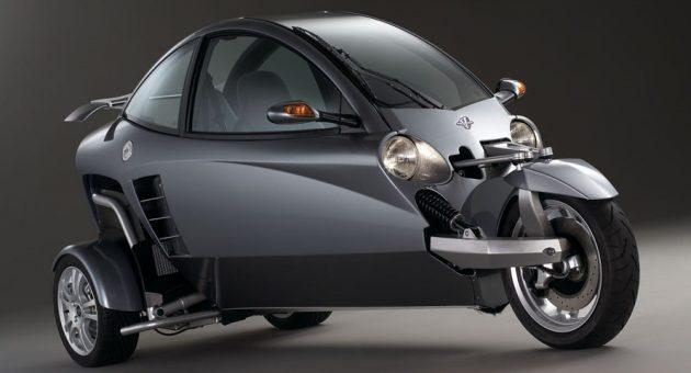 Carver One - Phương tiện di chuyển cá nhân của tương lai - 2