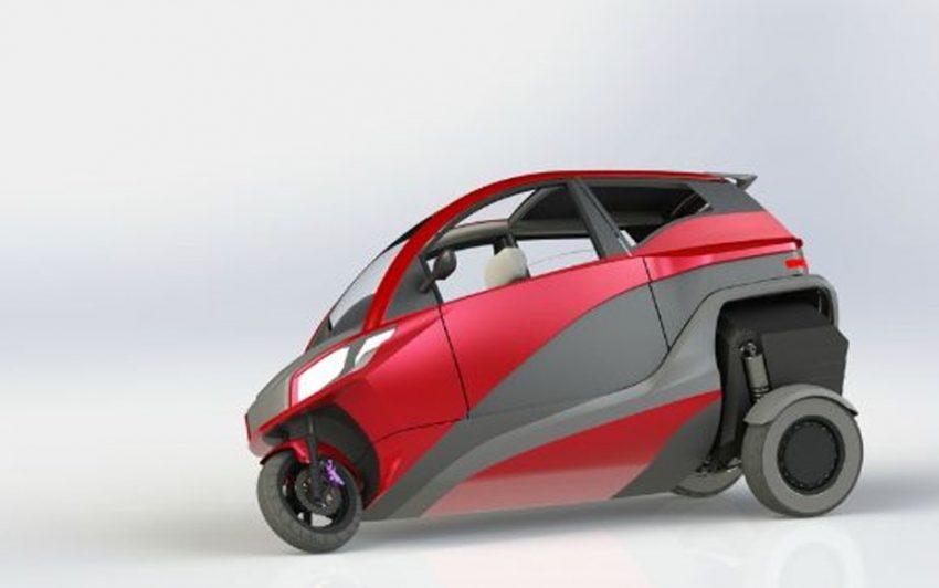 Carver One - Phương tiện di chuyển cá nhân của tương lai - 4