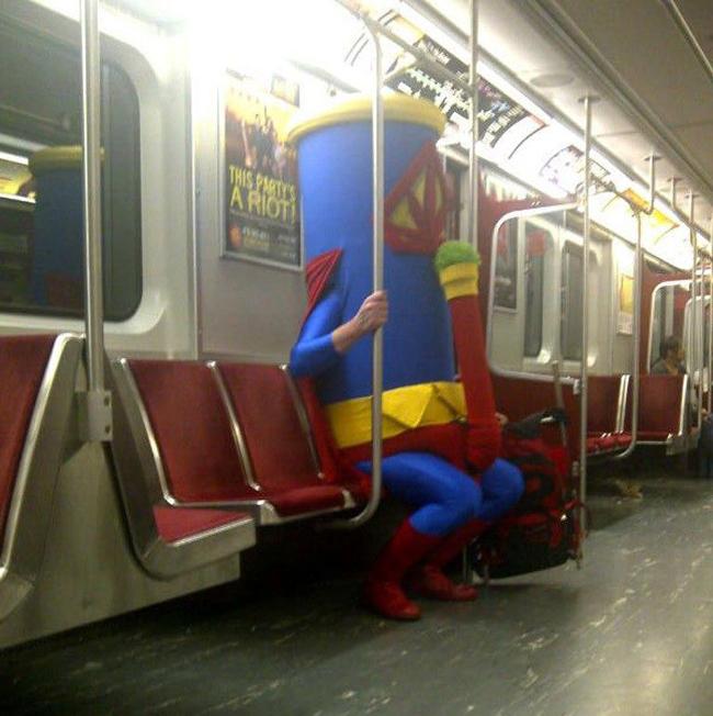 """Một  """" biến thể """"  khác của Super Man."""