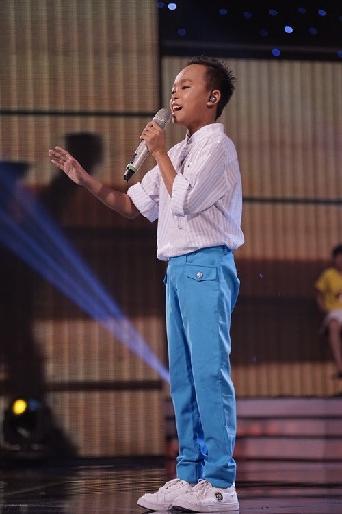 """MC VN Idol Kids: """"Không mỉa mai cậu bé hát đám cưới"""" - 2"""