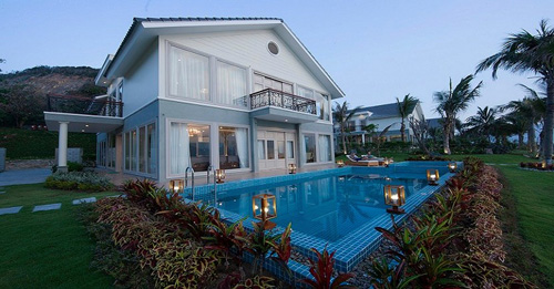 Nha Trang có villas năm sao trên đảo Hòn Tằm - 5
