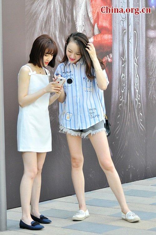 Không chỉ Hà Nội, soóc ngắn cũng đang dày đặc Bắc Kinh - 1