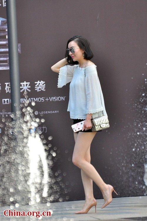 Không chỉ Hà Nội, soóc ngắn cũng đang dày đặc Bắc Kinh - 2