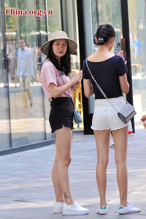 Không chỉ Hà Nội, soóc ngắn cũng đang dày đặc Bắc Kinh - 9