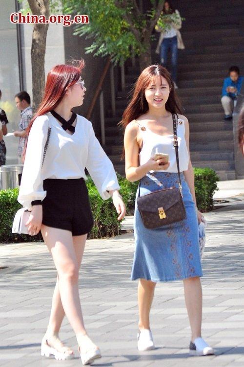Không chỉ Hà Nội, soóc ngắn cũng đang dày đặc Bắc Kinh - 10