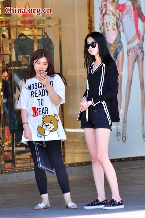 Không chỉ Hà Nội, soóc ngắn cũng đang dày đặc Bắc Kinh - 14